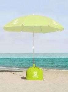 Schirmständer für den Sonnenschirm von Solboy