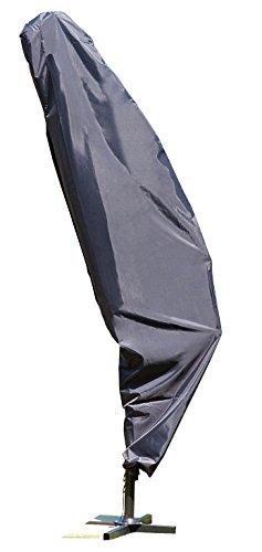 schutzh lle deluxe ampelschirme wetterschutz durchgehendem rei verschluss mit tunnelzugsstem. Black Bedroom Furniture Sets. Home Design Ideas