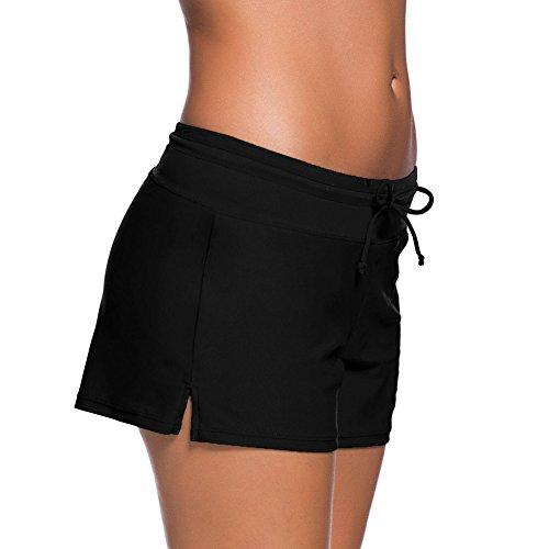 yuanyan damen schwimmen strand rock badeshorts bikinihose. Black Bedroom Furniture Sets. Home Design Ideas