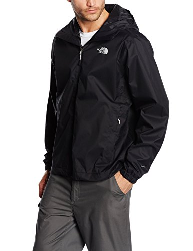 9cf54b210c The North Face Herren Regenjacke Quest, tnf black, L, 0617932968089 ...