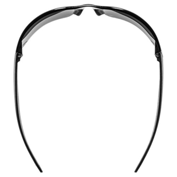 Uvex Unisex Sportbrille Sportstyle 204, smoke/lens smoke, One Size, 5305252110, -