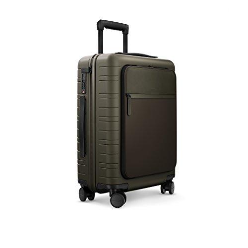 horizn studios handgep ck koffer cabin trolley model m hartschale 55 cm 33 l mit 4 rollen. Black Bedroom Furniture Sets. Home Design Ideas