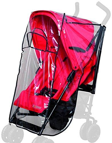 sunnybaby 13197 regenverdeck aus folie f r buggy mit dach. Black Bedroom Furniture Sets. Home Design Ideas
