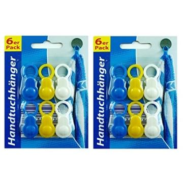 12 Handtuchhänger Handtuch Clips Halter Aufhänger Aufhängeclips Handtuchclips -