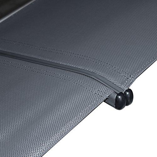 hollywoodschaukel gartenschaukel grau mit dach garten. Black Bedroom Furniture Sets. Home Design Ideas