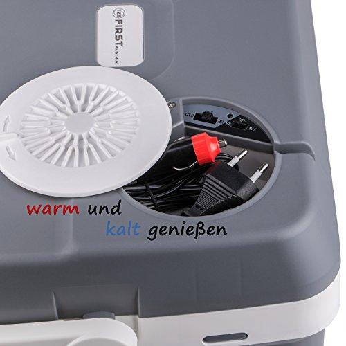 tzs first austria 20 liter k hlbox zum warmhalten und k hlen thermo elektrische k hlbox 12. Black Bedroom Furniture Sets. Home Design Ideas