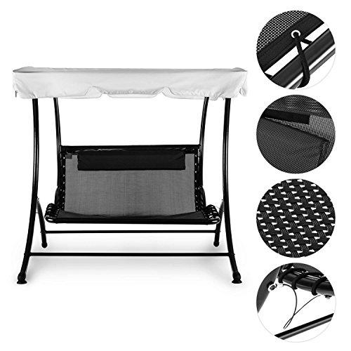 blumfeldt aristo hollywoodschaukel h ngesessel. Black Bedroom Furniture Sets. Home Design Ideas