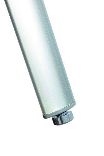Aluminium Klapptisch 120x80 Campingtisch Falttisch Koffertisch(B-Ware)Hitzebeständig -Wasserfest - 4