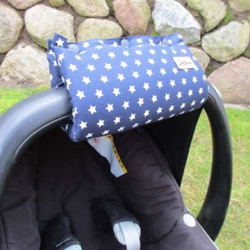 Armpolster Griffschoner Griffpolster für Babyschale Maxi-Cosi ❤ SmukkeDesign NEU - 4