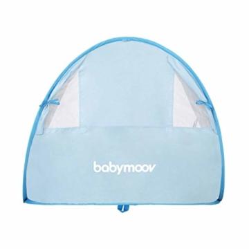Babymoov A038209 Baby-Strandmuschel Parasol LSF 50+, mehrfarbig - 5