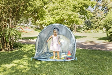 Babymoov Anti-UV Schutzzelt Tropical - UV-Schutz 50+, Pop-Up Zelt, Strandmuschel, inkl. Moskitonetz, 98 x 90 x 85 cm - 3