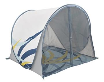 Babymoov Anti-UV Schutzzelt Tropical - UV-Schutz 50+, Pop-Up Zelt, Strandmuschel, inkl. Moskitonetz, 98 x 90 x 85 cm - 1