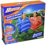 BANZAI LYSB01B1X3USS-TOYS Garden Toy Bump n Bounce Body 2 Bumpers Included by - 1