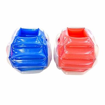 BANZAI LYSB01B1X3USS-TOYS Garden Toy Bump n Bounce Body 2 Bumpers Included by - 3
