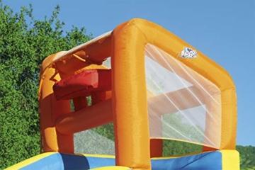 Bestway H2OGO! Wasserpark Turbo Splash, Planschbecken mit Wasserrutsche und Kletterwand, 365x320x275 cm - 8