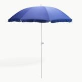 DEMA Strandschirm blau 180 / UV30 - 1