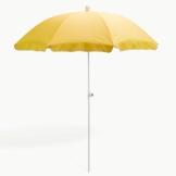 DEMA Strandschirm gelb 180 / UV30 - 1
