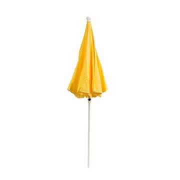 DEMA Strandschirm gelb 180 / UV30 - 2