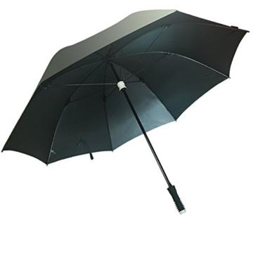 Euroschirm birdiepal telescopic Regenschirm Golfschirm Stockschirm extra breit leicht - 4
