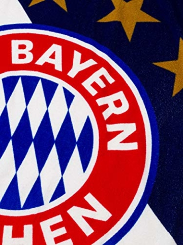 FC Bayern München Strandtuch Logo - 2