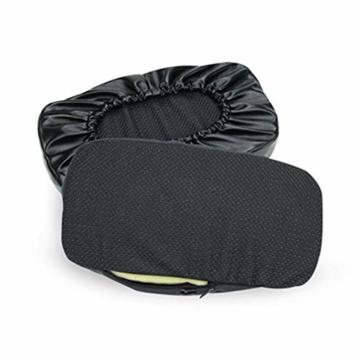 Fefaxi Armpolster, Ellbogenhalterung Ellbogenpolster Schaumstoff Armlehne Memory Chair Bürostuhl Spielstuhl Armpolster - 2