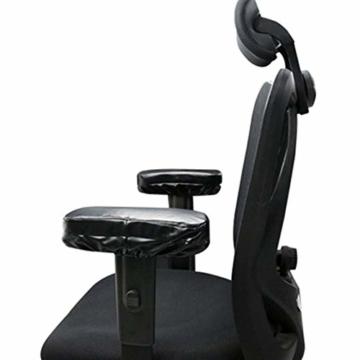 Fefaxi Armpolster, Ellbogenhalterung Ellbogenpolster Schaumstoff Armlehne Memory Chair Bürostuhl Spielstuhl Armpolster - 7