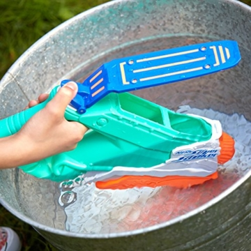 Hasbro Super Soaker E0021EU4 - Splash Mouth Wasserpistole, mit Splash-Attacke - 4