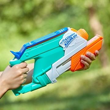 Hasbro Super Soaker E0021EU4 - Splash Mouth Wasserpistole, mit Splash-Attacke - 5