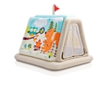 Intex Animal Trails Indoor Play Tent - Aufblasbares Spielzelt - 127 x 112 x 116 cm - 1