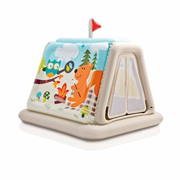 Intex Animal Trails Indoor Play Tent - Aufblasbares Spielzelt - 127 x 112 x 116 cm - 2