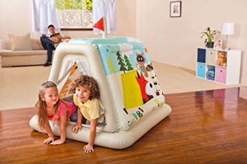 Intex Animal Trails Indoor Play Tent - Aufblasbares Spielzelt - 127 x 112 x 116 cm - 3