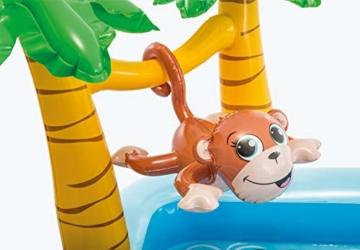 Intex Jungle Adventure Play Center Spielcenter, Multi Color - 14