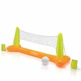 Intex Pool Volleybal Game - Aufblasbares Wasserballspiel - Volleyballnetz - 239 x 64 x 91 cm - 1