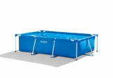 Intex Rectangular Frame Pool -Aufstellpool - 300 x 200 x 75 cm - 1