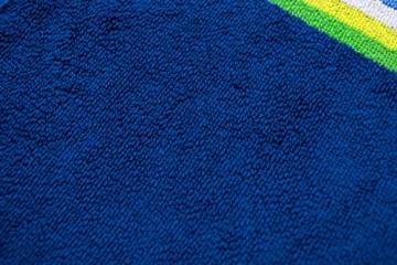 jilda-tex Strandtuch 90x180 cm Badetuch Strandlaken Handtuch 100% Baumwolle Velours Frottier Pflegeleicht (Chill) - 5