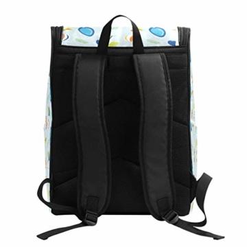 Laptop-Rucksack für den Sommer, Surfbretter, Strandschirm, große Kapazität, Reisetasche - 2