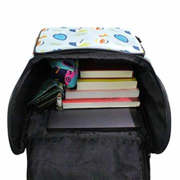 Laptop-Rucksack für den Sommer, Surfbretter, Strandschirm, große Kapazität, Reisetasche - 4