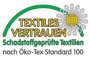 leevitex 4er Pack Frottier Handtücher/Handtuch Set 50 x 100 cm - Qualität 500 g/m² - 100% Baumwolle in viele modernen Farben (Anthrazit/Grau) - 3