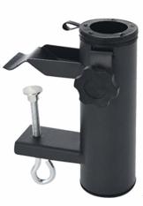 LINDER EXCLUSIV LEX Sonnenschirmhalter für Balkongeländer Balkon-Schirmständer Sonnenschirmständer - 1
