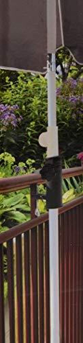Meinposten. Schirmhalterung Sonnenschirmhalter Sonnenschirmhalterung Sonnenschirm Halter Halterung - 2