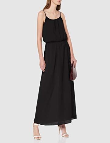 ONLY Damen Onlwinner Sl Maxidress Noos WVN Kleid, Schwarz (Black Black), (Herstellergröße: 38) - 2