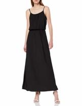 ONLY Damen Onlwinner Sl Maxidress Noos WVN Kleid, Schwarz (Black Black), (Herstellergröße: 38) - 1