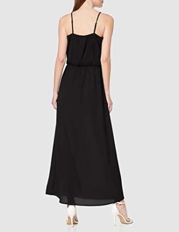 ONLY Damen Onlwinner Sl Maxidress Noos WVN Kleid, Schwarz (Black Black), (Herstellergröße: 38) - 4