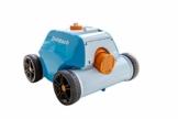 Steinbach Poolrunner Battery+, für Pools bis 80 m² Grundfläche, vollautomatisch, kabellos, akkubetrieben, 10 m³/h, blau, 061013 - 1