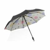 Strandschirm Für Kinder Überraschung Bunte Party Luftballons Tragbare Kompakte Taschenschirm Anti Uv Schutz Winddicht Outdoor Reise Frauen Herren Regenschirm Invertiert - 1