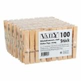 Vaily Wäscheklammern 100 Stück - 1