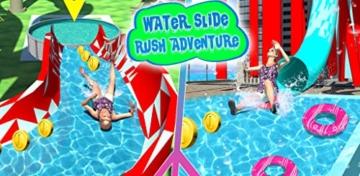 Water Slide Rush Adventure : Fun Park - 10