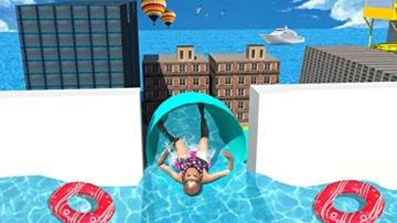 Water Slide Rush Adventure : Fun Park - 7