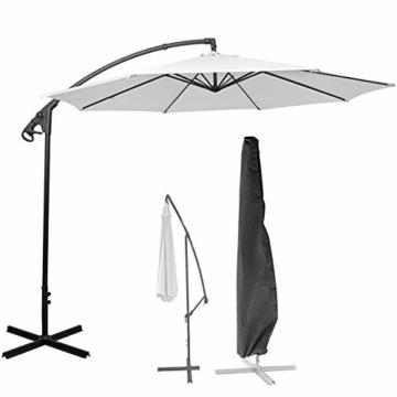 YMYP08 Patio-Regenschutz, 210D Oxford-Stoff-Markisenplanen-Regenschirm-Set, Regen-Strandschirm-Schutzhülle Im Freien, Schwarze Regenschirm-Schutzhülle for Den Garten (Size : 280cm: 30 * 81 * 45cm) - 5