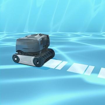 Zodiac Elektrischer Poolroboter TornaX OT 2100, Boden, Für Folie, Polyester und Beton, WR000094 - 6